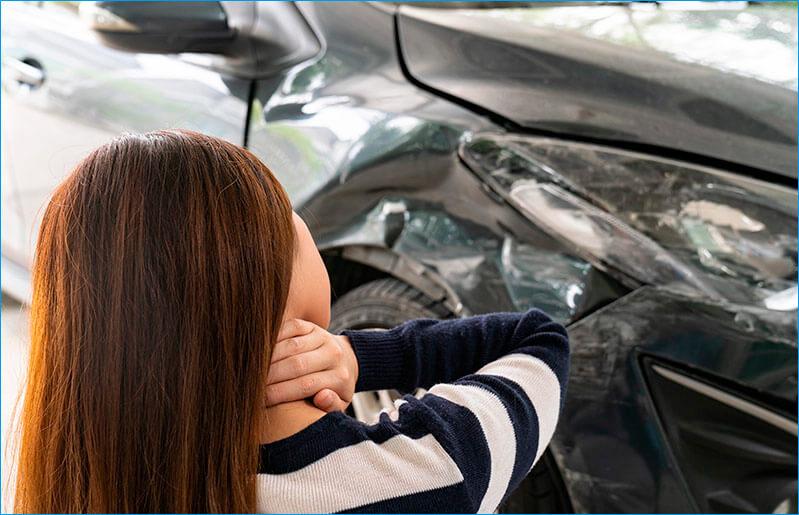 Accidentes de tráfico en Santander tratados clinica de fisioterapia Fisiokarma
